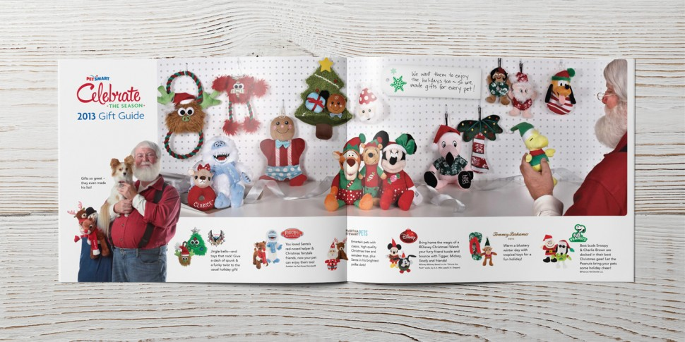 PetSmart Holiday Gift Guide – Design by Cory